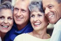 seniors elderly man woman