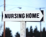 nursing home sign