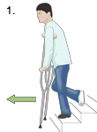 How to Use Crutches\JPG\Crutches_Walk_Down1.jpg