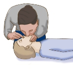 How to Perform CPR Child\JPG\CPRchild_5b.jpg