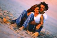 couple beach